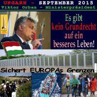 SilberRakete_VOrban-Ungarn2015-Kein-Grundrecht-auf-besseres-Leben-Grenzzaun-Fluechtlinge