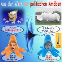 SilberRakete_Wasser-Tropfen-Welt-der-politischen-Amoeben-Gabriel-Rettung-GR-Merkel-Vasallin-USA-Mehr-Rueckgrat