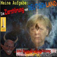 SilberRakete_Weltall-Daemon-Merkel-MeineAufgabe-Zerstoerung-von-Deutschland-Teufel-Demokratie2