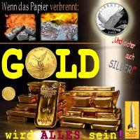 SilberRakete_Wenn-Papier-verbrennt-Euro-Dollar-GOLD-wird-ALLES-sein-Libertad-Barren-SiLBER-Liberty