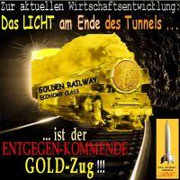 SilberRakete_Wirtschaftsentwicklung-Licht-am-Ende-des-Tunnels-ist-entgegenkommender-GOLD-Zug