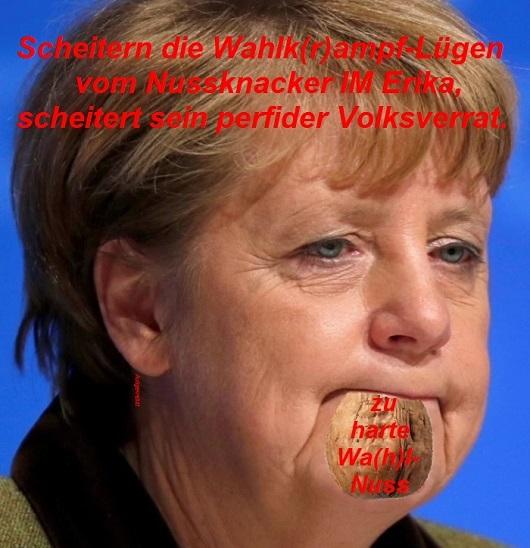 Merkel Nussknacker