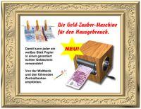 FW-Gelddruckmaschine