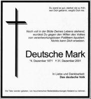 FW-deutsche-mark-todesanzeige