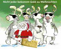 Gold-Weihnachten