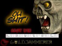 Goldjammerer-Halloween