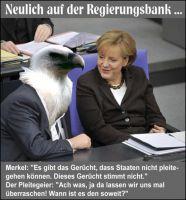 Merkel+Pleitegeier