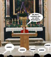 Merkel-AMEN