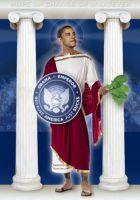 ObamaGreekGod