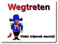 Oskar-Wegtreten