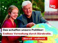 Steinmeier-Wahlplakat