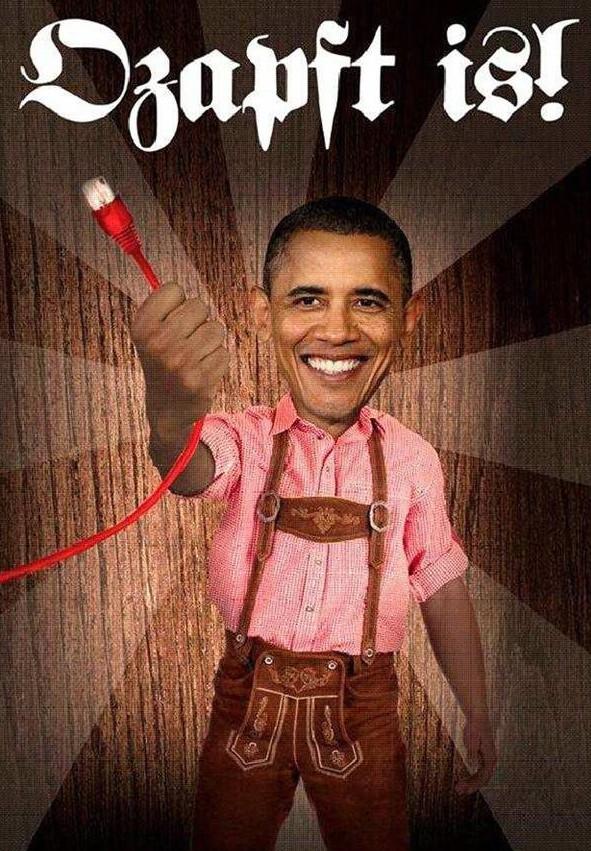 Obama, der Geld ebt Karten einsetzt
